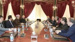المجلس الوطني الكوردي يزور إقليم كوردستان وسط تعثر استئناف المفاوضات