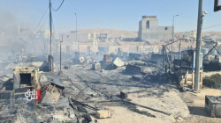 Iraqi Civil Defense teams played a major role in extinguishing the Sharya fire, official statement