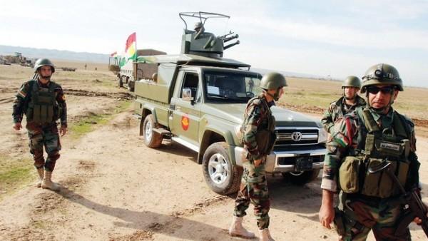 Peshmerga confirms being targeted by PKK in Duhok