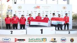 وسامان للعراق في بطولة العرب بالرماية