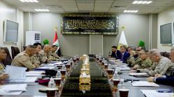 العراق يعلن تفاصيل اجتماع لجنته العسكرية مع نظيرتها الامريكية بأول لقاء لهما