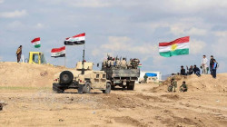 The Iraqi army, the Peshmerga and the Global Coalition launch a security operation in Kifri