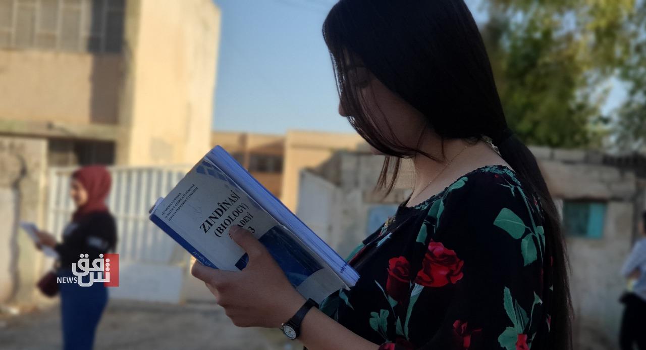 بمشاركة 11 ألف طالب.. لأول مرة بدء امتحانات الشهادة الثانوية في إقليم الجزيرة