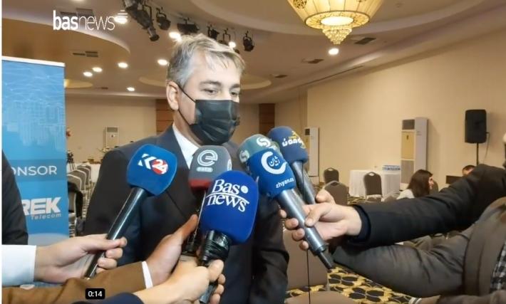 هەولێر: ئومیداریمن بەغداد وەی نزیکە بەش هەرێم کوردستان کل بکەێد