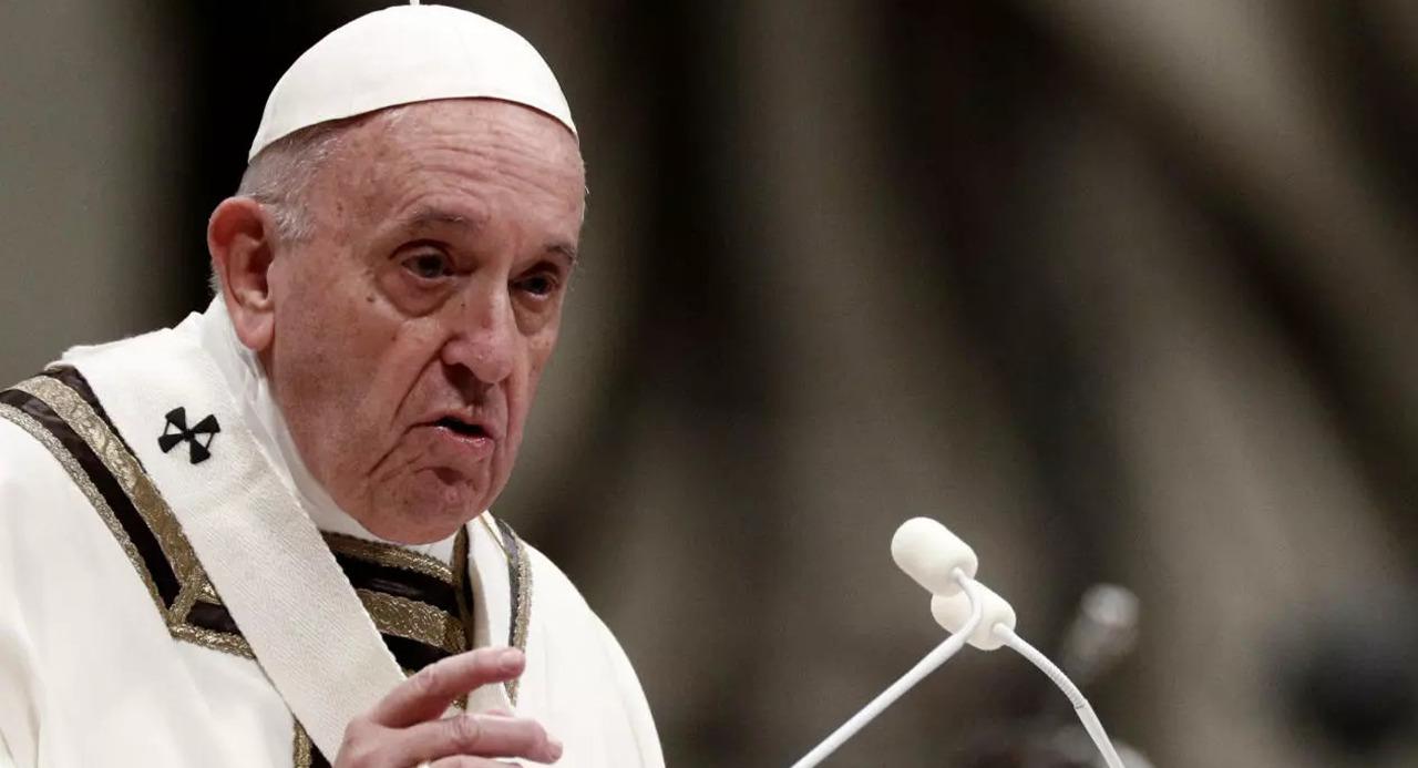 البابا فرانسيس يعلق على الإبادة الجماعية لسكان أمريكا الأصليين