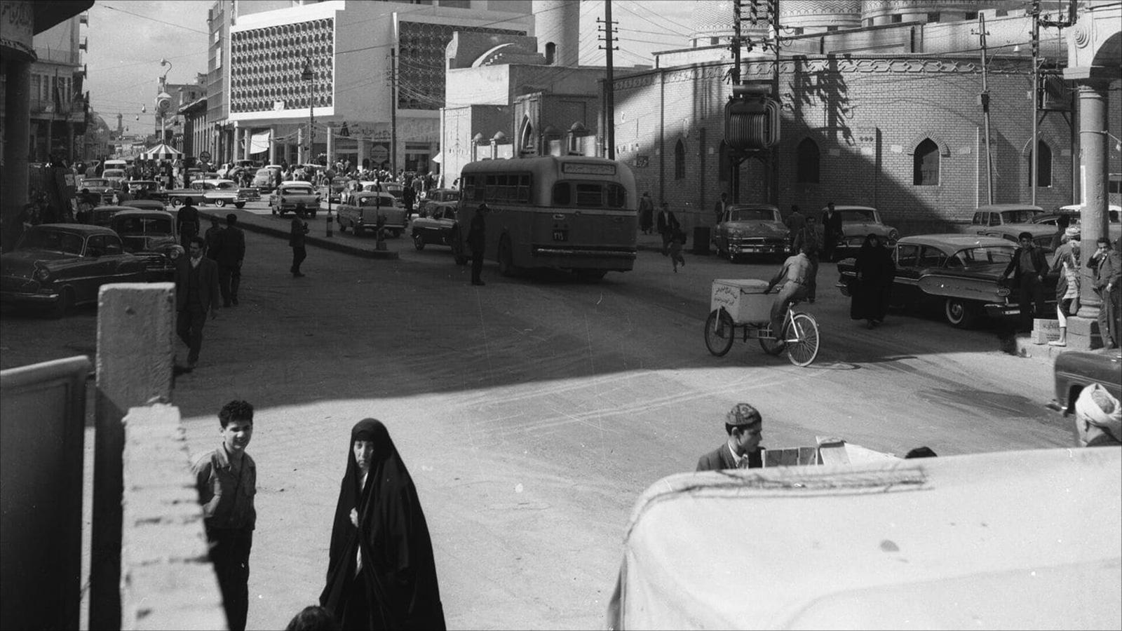 الاضطرابات السياسية في باب الشيخ