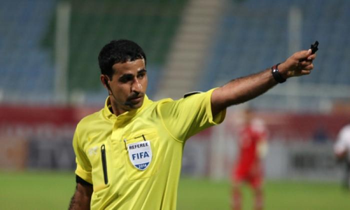 طاقم تحكيم عماني لقيادة مباراة المنتخب العراقي مع نظيره الكمبودي