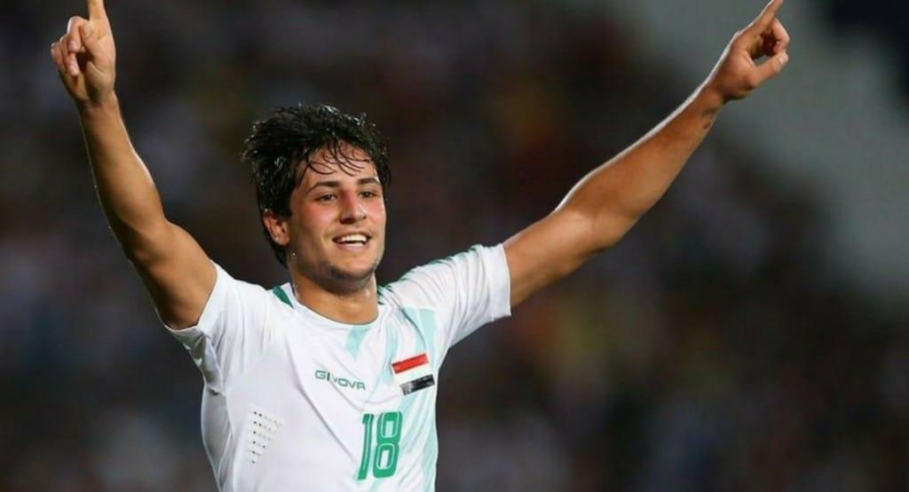المنتخب العراقي يسجل أسرع هدف في التصفيات الاسيوية المزدوجة