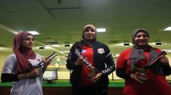 العراق يحرز وسامين نحاسيين في منافسات بطولة العرب بالرماية