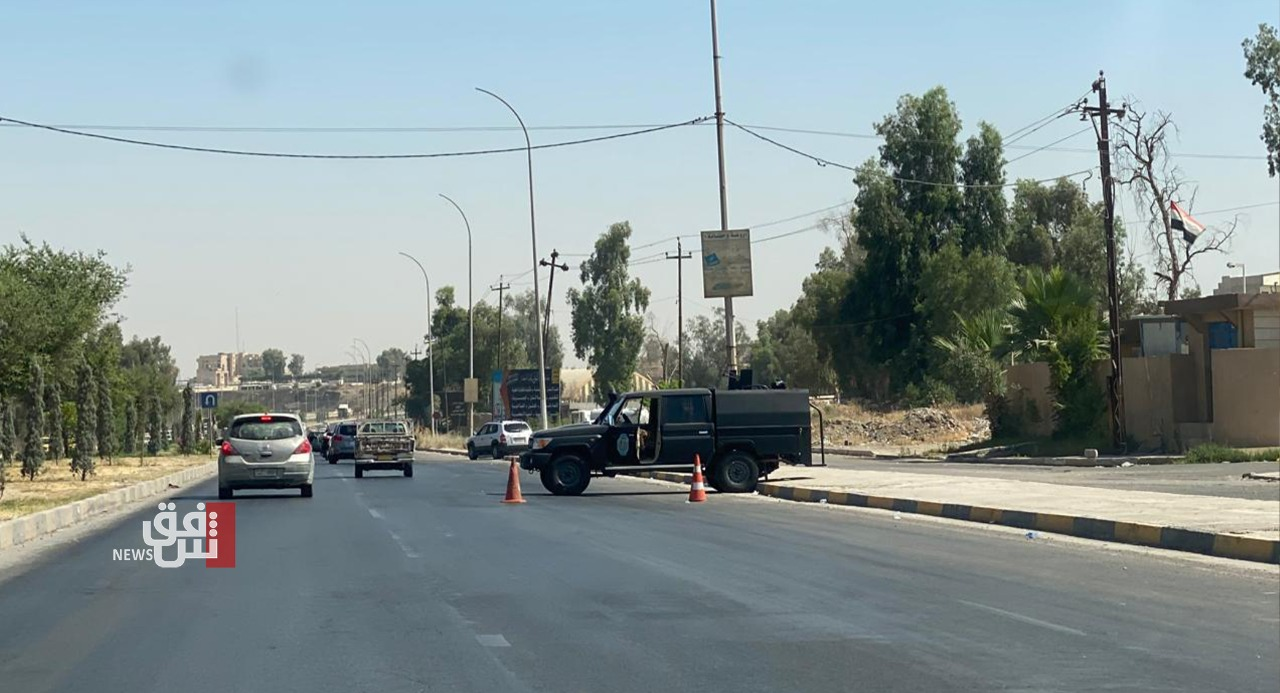 جريحان بمشاجرة في بغداد ضبطت فيها أسلحة وقنابل يدوية