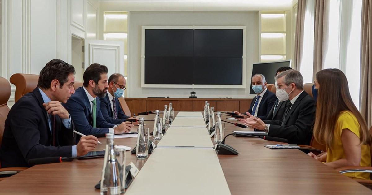 DPM Talabani affirms KRG's willingness to provide facilities to U.S. investors