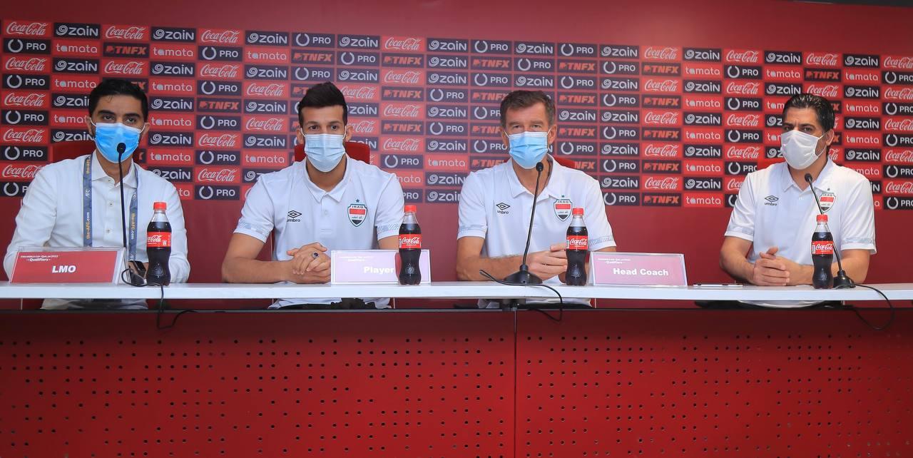 كاتانيتش: جاهزون لملاقاة هونغ كونغ وهدفنا دائما هو الفوز