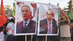 القامشلي.. آلاف يتظاهرون تنديداً بهجمات تركية (صور)