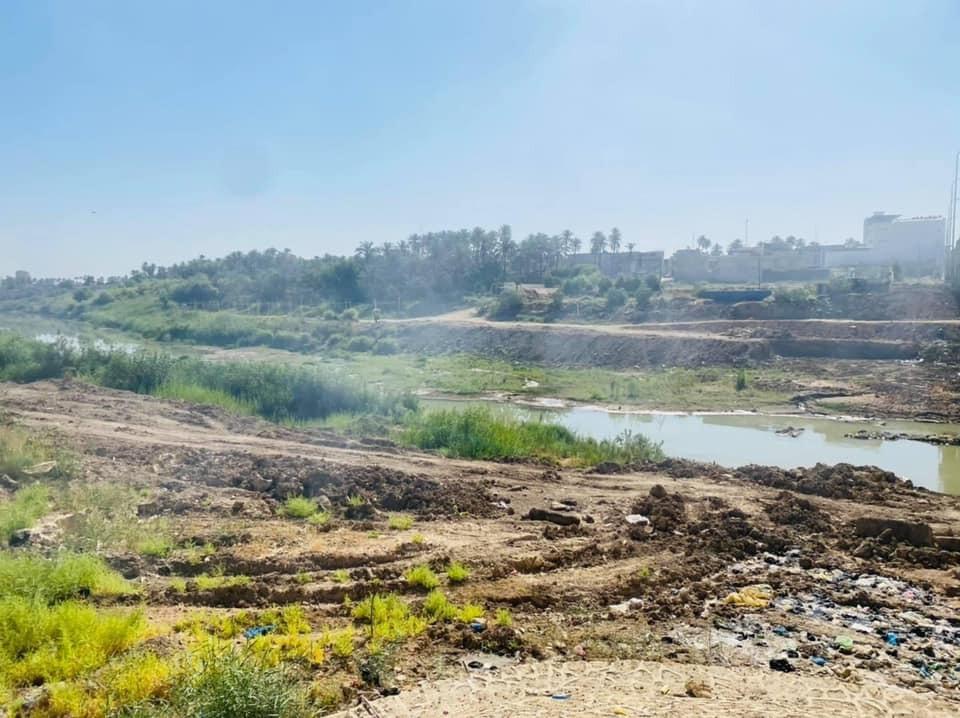 عشرات القرى في ديالى مهددة بالنزوح بسبب الجفاف