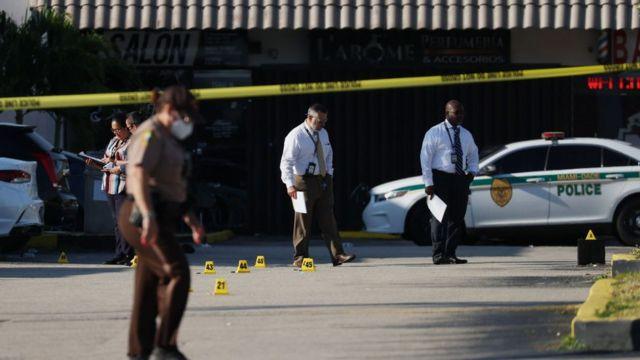 """مسلح يقتل شخصين أحدهما """"رضيع"""" وينتحر في ولاية أمريكية"""