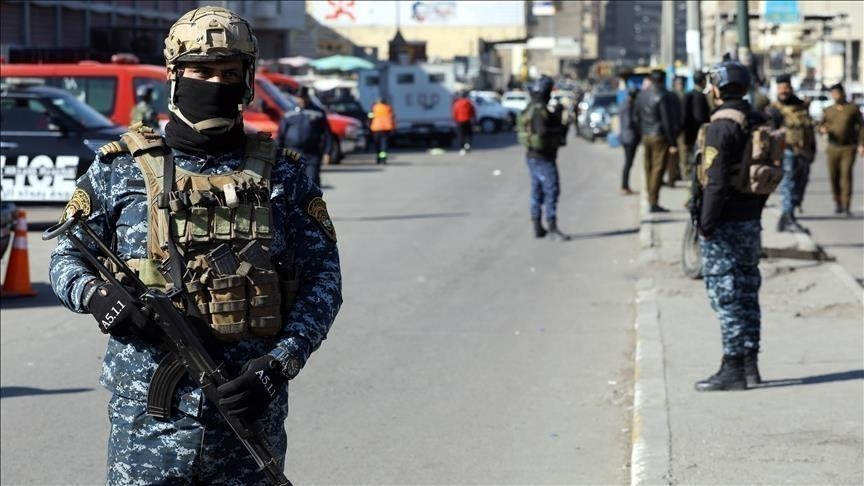 25 arrested in Dhi Qar in the past 24 hours