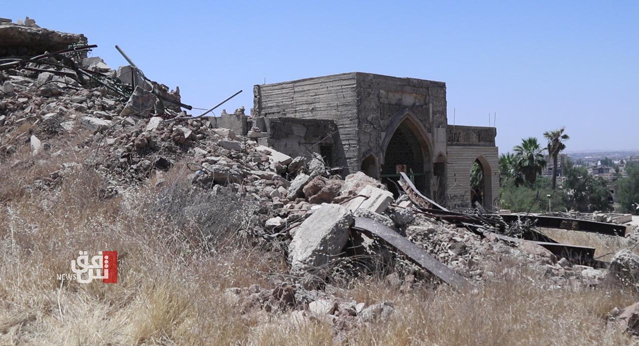 """نينوى.. قرار """"ثلاثي"""" بإعادة إعمار جامع النبي يونس وسط تشكيك الآثاريين"""