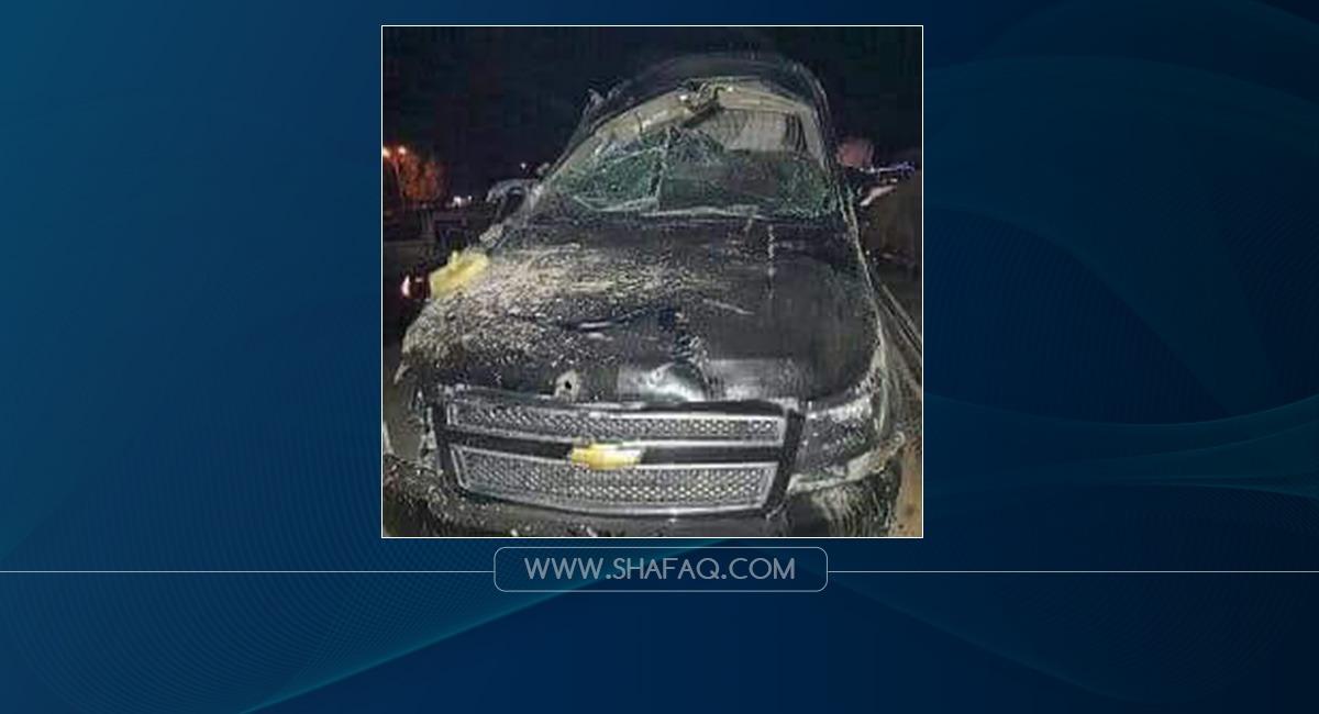 حادث يودي بحياة شخصين شمال بغداد