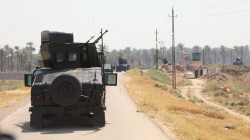 A joint security operation to pursue ISIS dens in Diyala