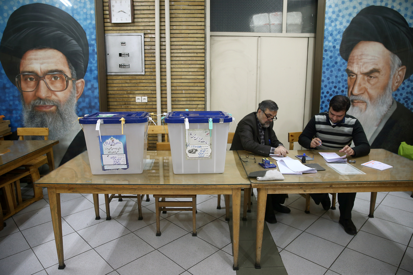 Iranian citizens residing in Iraq can participate in the presidential elections, Masjedi says