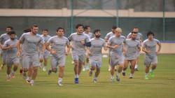 تحضيراً لموقعة إيران.. المنتخب العراقي يعاود تدريباته في البحرين
