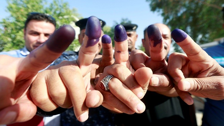 IPD exert on Iraq's anticipated elections: Frustrating