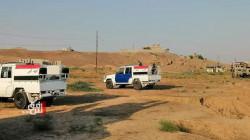 صور.. انطلاق عملية أمنية لتمشيط ملاذات داعش جنوب الموصل