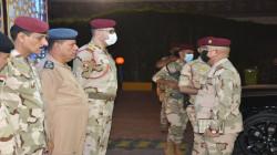 البصرة.. عمليات أمنية على محورين تطيح بمطلوبين للقضاء ومصادرة أسلحة