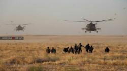 A terrorist attack on the Iraqi army south of Kirkuk