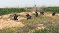 قوات الأمن تلاحق بؤر داعش في ديالى واعتقال 3 إرهابيين بكركوك