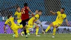 السويد يفرض التعادل على إسبانيا في كأس الأمم الأوروبية