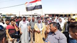في ديالى .. احتجاجات واعتصامات تطالب بإلغاء إعفاء مسؤول تربوي