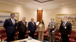 """عكر تشكر العراق """"حكومة وشعباً"""" على دعمهم اللبنانيين"""