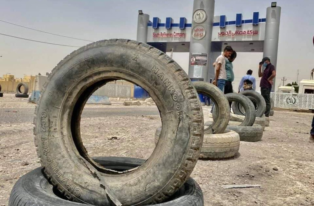 Dhi Qar protestors to go back to streets as the two-week ultimatum ends tomorrow