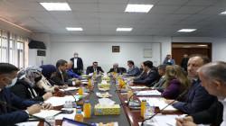 """وفد من وزارة التجارة الاتحادية في إقليم كوردستان """"لحلحة القضايا العالقة"""""""