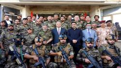 PM al-Kadhimi visits PMF headquarters in Tikrit