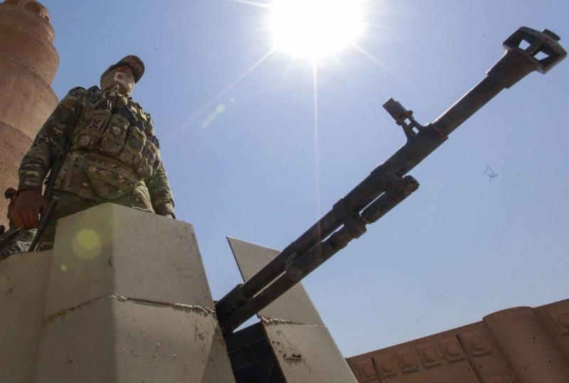 "Kata'ib Hezbollah joins Hasan Nasrallah's ""Deterrence Equation"""