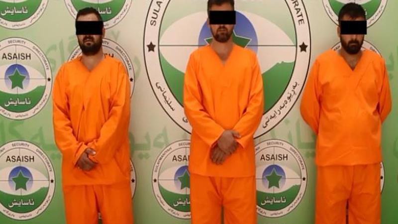 Asayish arrests three persons involved in killing a woman in al-Sulaymaniyah