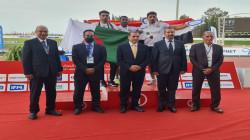 ذهبيتان للعراق في اليوم الثاني لبطولة العرب لألعاب القوى