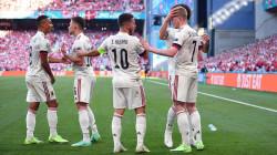 بلجيكا تتأهل لدور الـ16 من اليورو بفوزها على الدنمارك