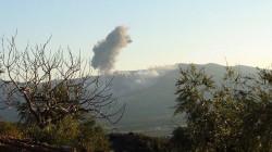 طائرات تركية تقصف قرية جلكي في إقليم كوردستان