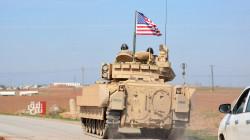 صور.. دورية أمريكية على حدود الإدارة الذاتية واقليم كوردستان