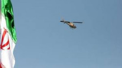 A helicopter carrying ballot boxes crashed in Khuzestan province, southwest of Iran