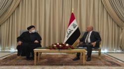 Iraq's President congratulates Raisi on election win