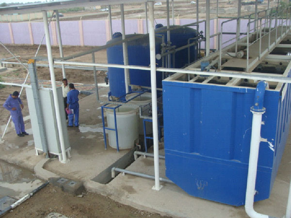 Terrorist groups vandalize the power supply to the Karkh water project, GMC reports