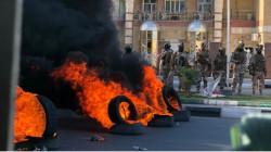 موظفو بلدية النجف يتظاهرون ضد فساد دائرتهم ومتعاقدون في ذي قار يطالبون بالتثبيت