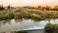 الموارد المائية تعد خطةً لتطهير شريان خانقين