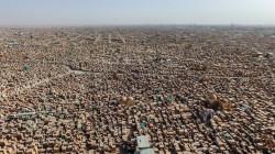"""طريق للبيع في مقبرة وادي السلام يفجر خلافا مع اهالي ديالى وتحذير من """"نزاع"""""""