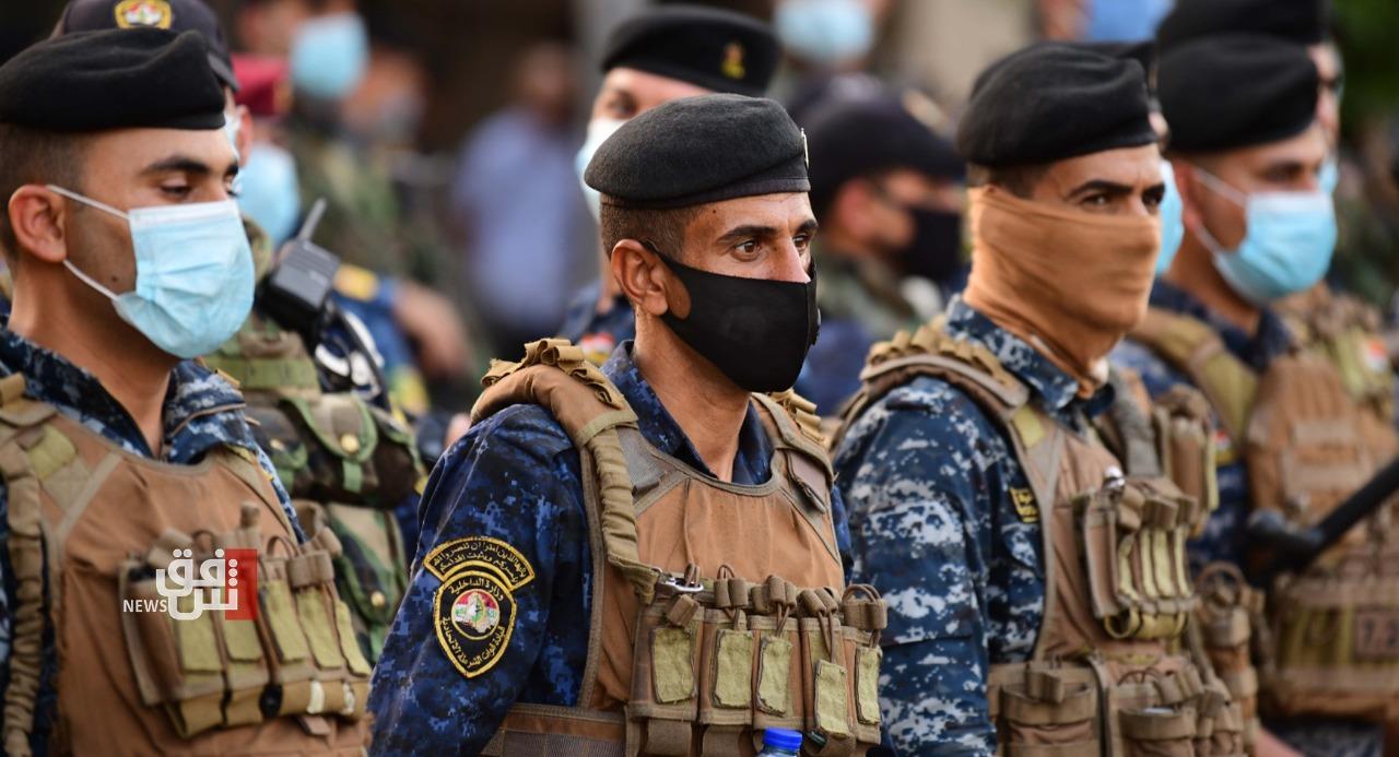 خمس ضحايا من الشرطة الاتحادية بانفجار في كركوك