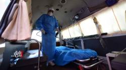 لليوم الثاني توالياً.. أكثر من 6 آلاف إصابة بكورونا في العراق